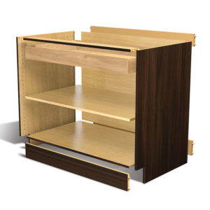Cabinet Boxes and Parts
